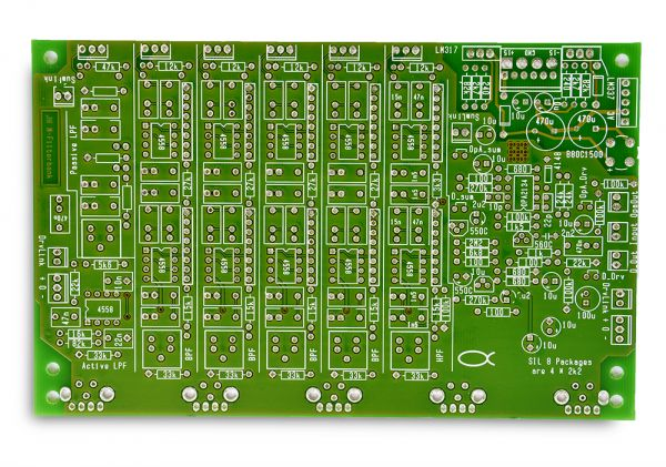 Haible 914 Filterbank PCB (Three included)