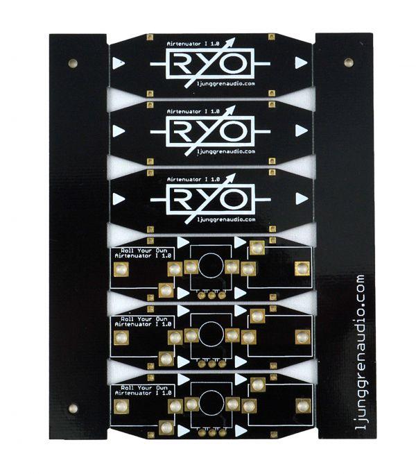 RYO Airtenuator PCB