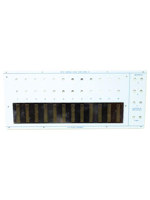 Buchla La Sesenta y Siete LA 67 112 Touch Controlled Voltage Source PCB Panel