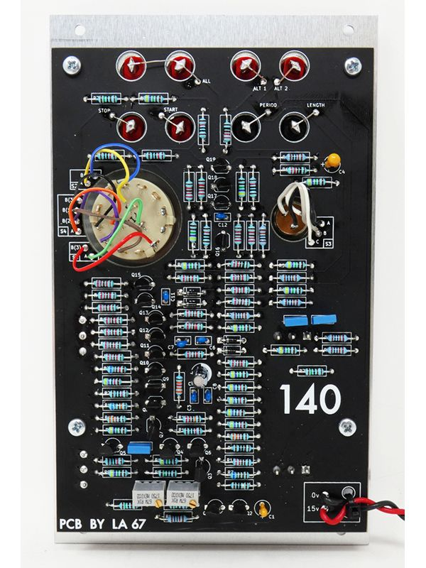 140 - Timing Pulse Generator | La67