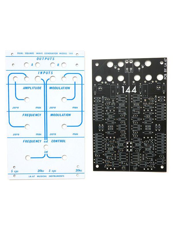 144 - Dual Squarewave Generator   La67