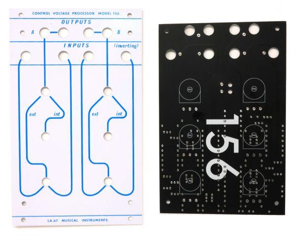 156 - Control Voltage Processor   La67
