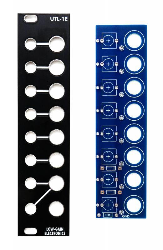 Low-Gain Electronics UTL-1E Format Jumbler PCB/Panel