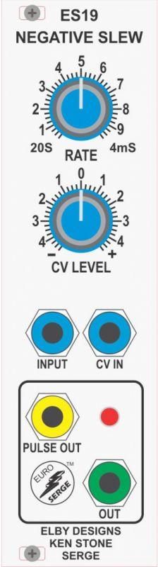 ES19 - Negative Slew Full Kit