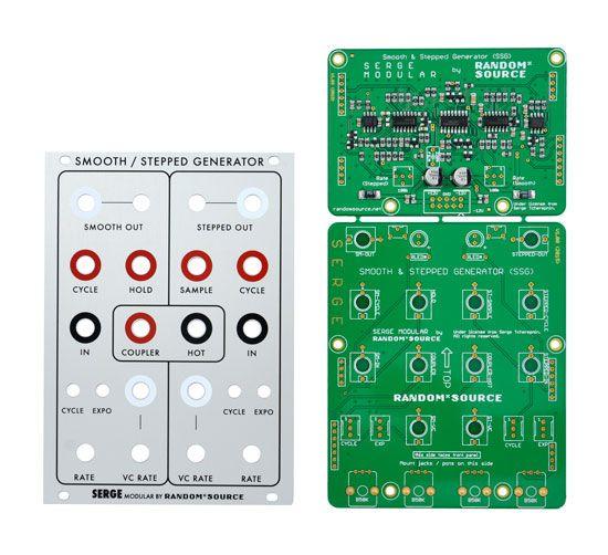 DIY Serge SSG Eurorack PCB/Panel
