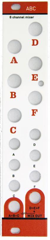 Magpie Modular ABC Panel