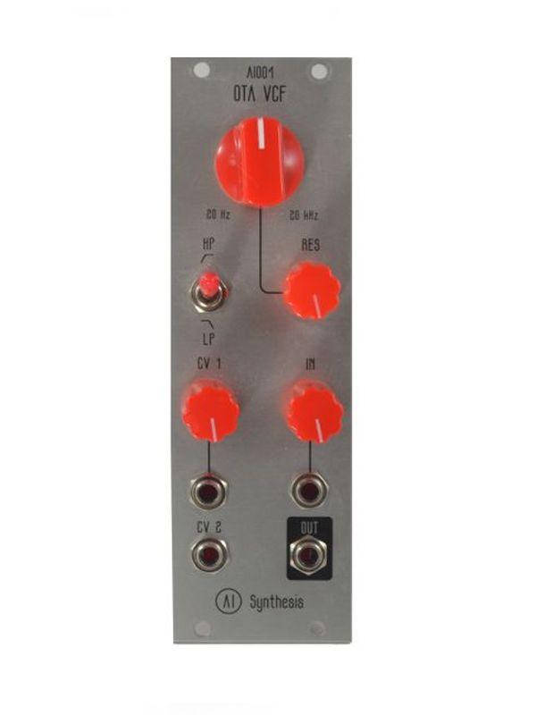 AI004 - OTA VCF   AI Synthesis