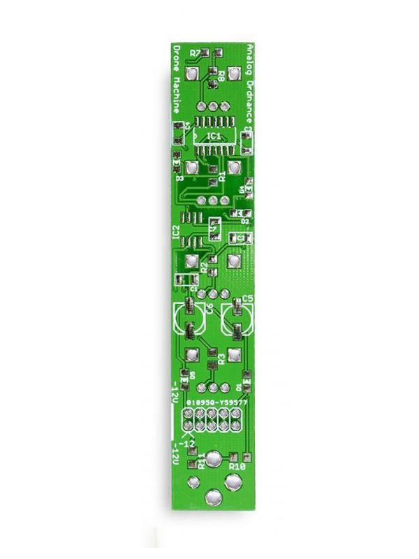 Drone Machine mk2 PCB/Panel - Analog Ordnance