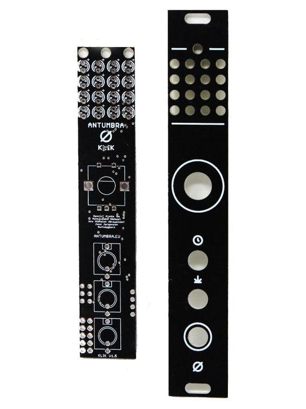 KLIK - 16-Step Sequencer PCB/Panel | Antumbra