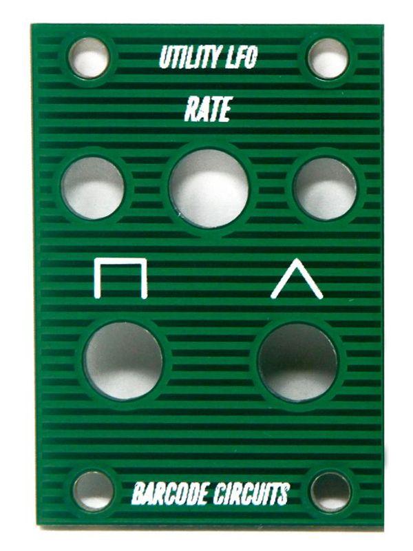 1U Utility LFO - Tile PCB/Panel | Barcode Circuits
