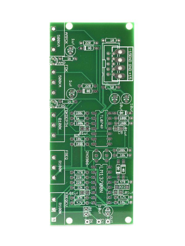 BMC018 - Analog Drum PCB