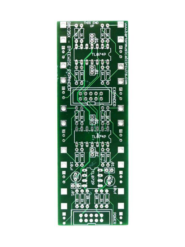 Barton BMC035X Bytewise Operator Expander PCB