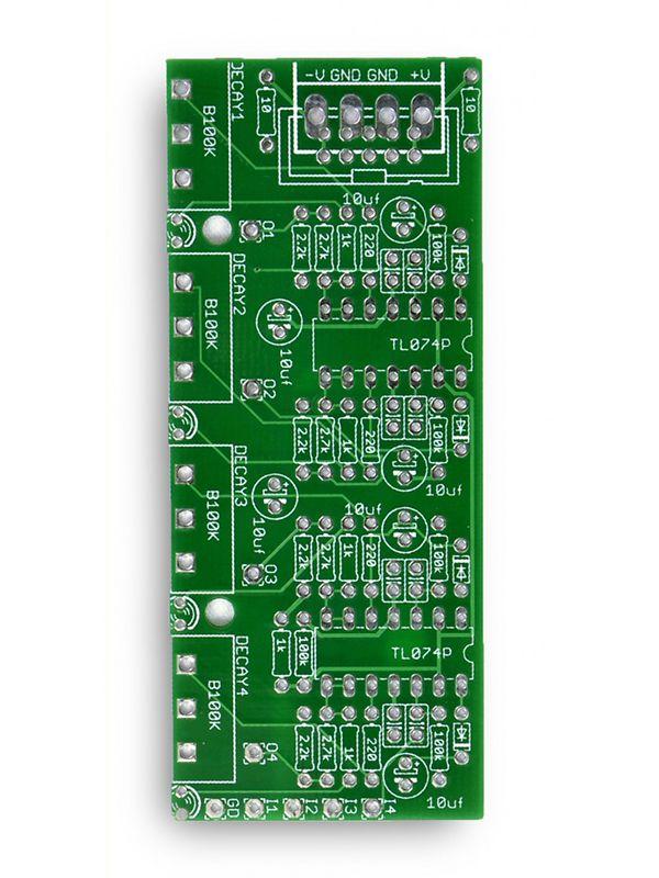 BMC043 - 4X Decay PCB
