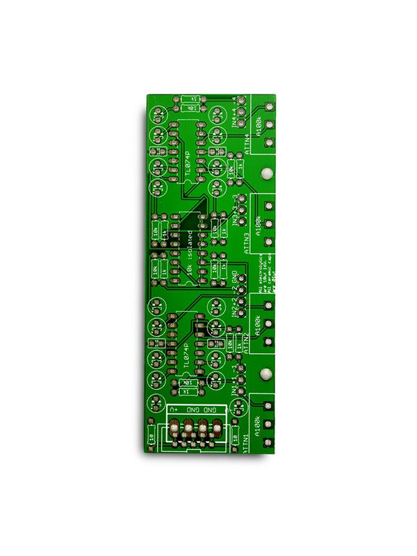 BMC047 - Balanced Outputs