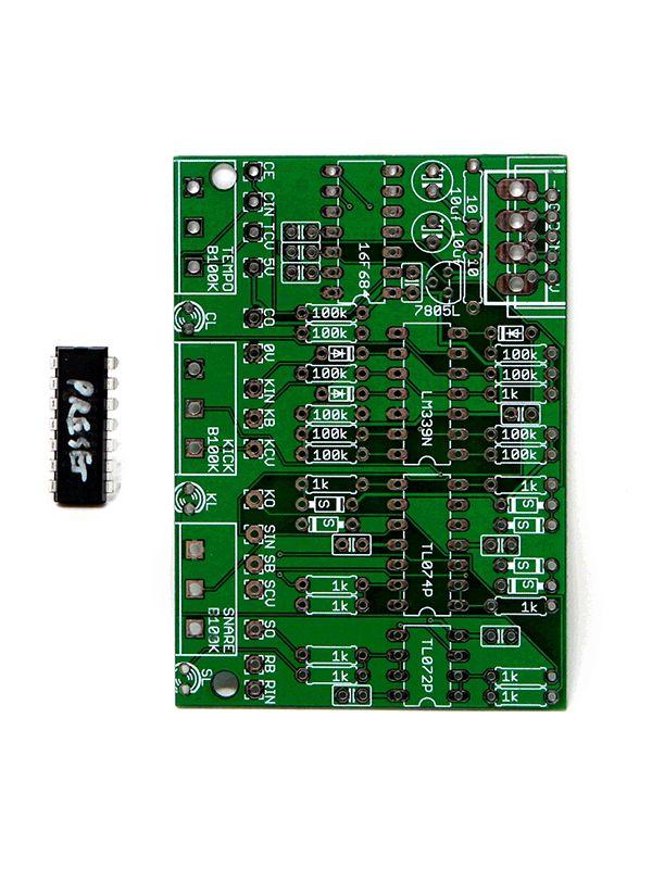 BMC051 - Barton Preset Rhythms PCB & IC