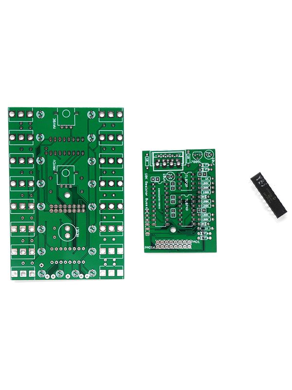 BMC058 - Yes No Maybe Sequencer PCB & PIC