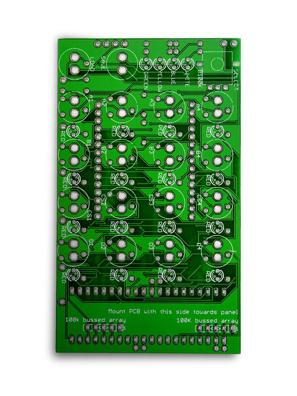 BMC045 - Programmable Router PCB