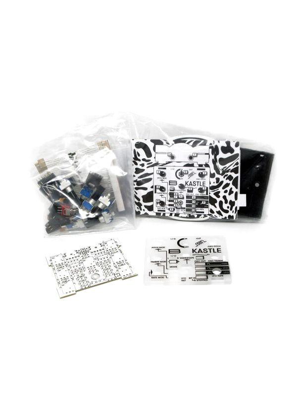 Kastle - Mini-Modular Synth Kit | Bastl