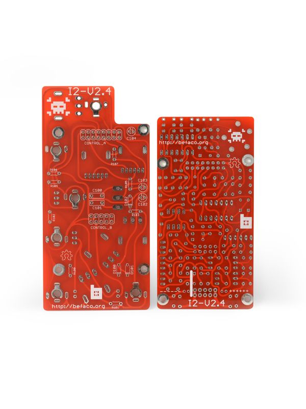 i2 Instrument Interface PCB/Panel