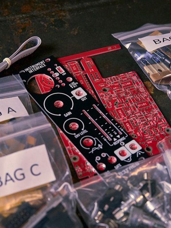 I⁴ – Instrument Interface DIY Kit