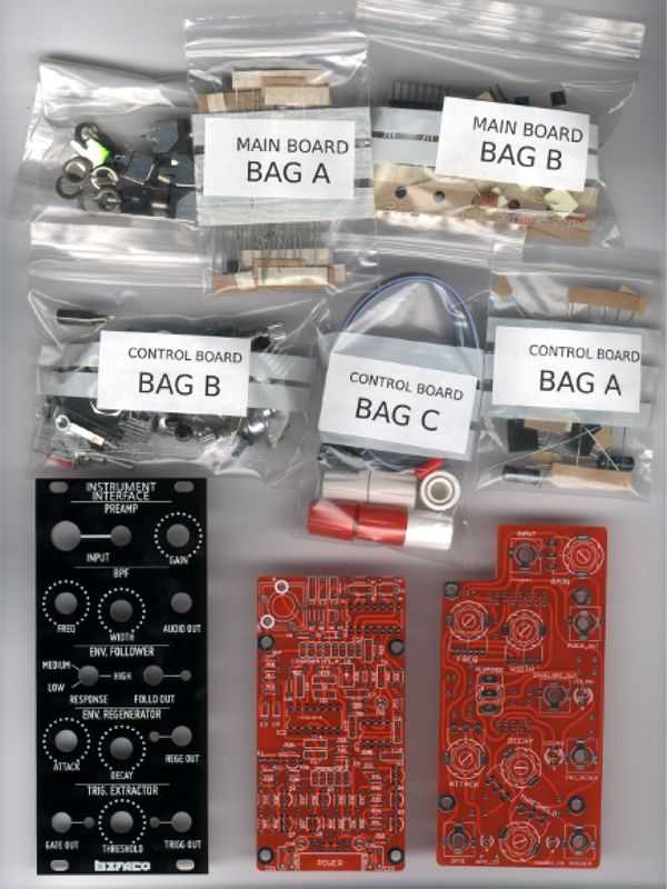 i2 Instrument Interface Kit