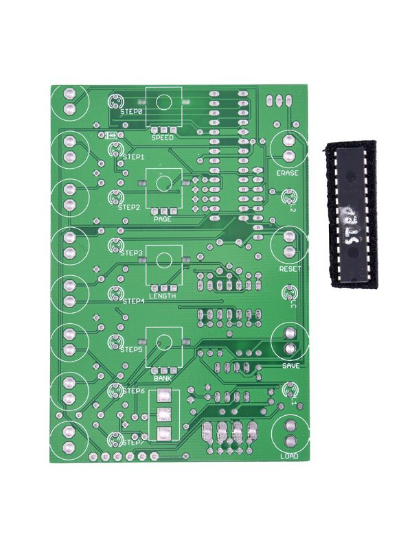 BMC039 - Step Rhythm Sequencer PCB