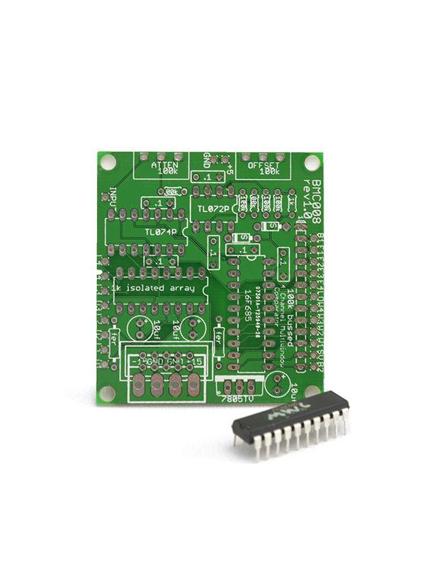 Barton Multi-Window Comparator PCB - BMC008