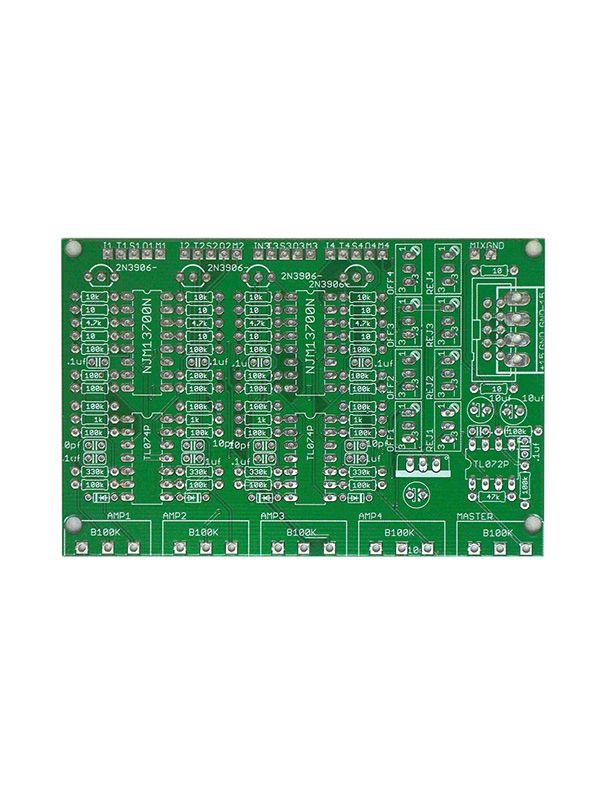 BMC015 - VCA/Mixer PCB