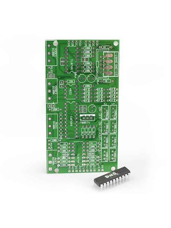 Barton Dual Nice Quantizer PCB - BMC016