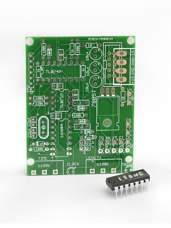 BMC019 - Delaying AR PCB