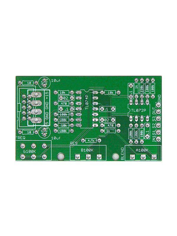 BMC032 - Blended Bandpass Filter