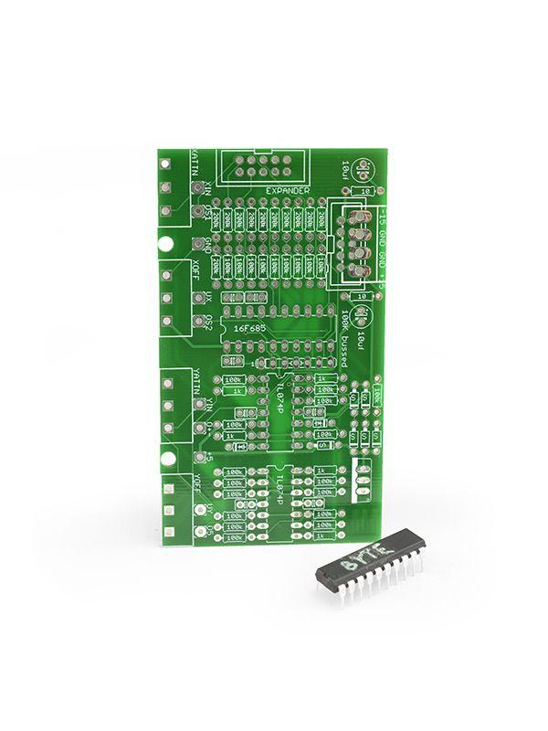 BMC035 - Bytewise Operator PCB