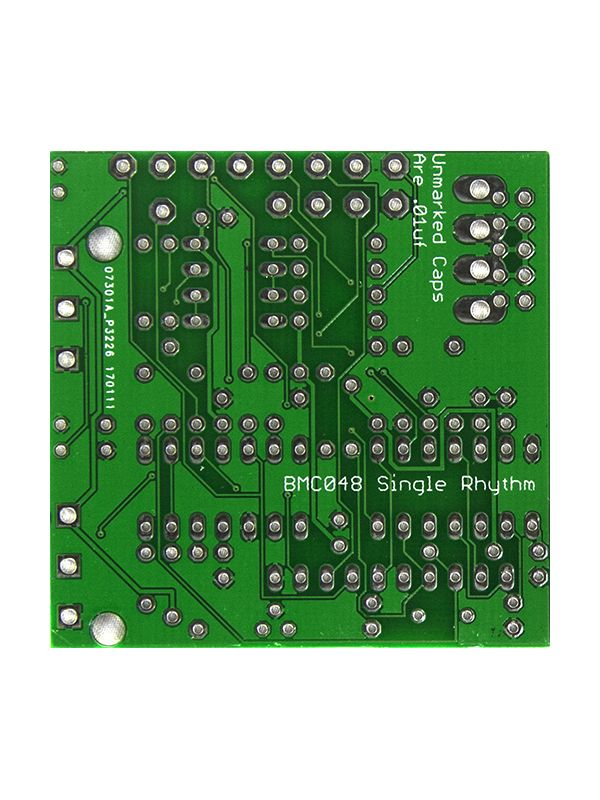 Barton Single Rhythm PCB/PIC