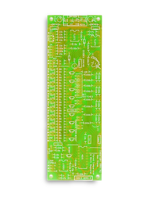 CGS13 - Gated Comparator PCB