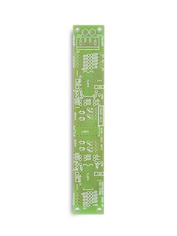 CGS Quad Logic Gate PCB
