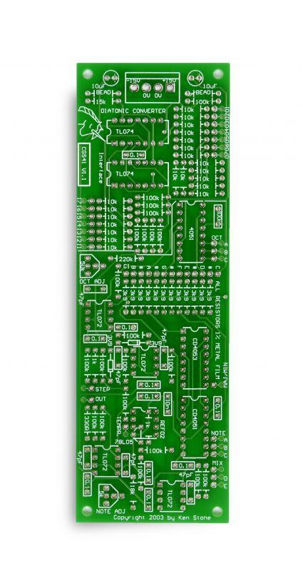CGS41 - Diatonic Converter PCB