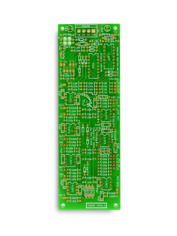 CGS55 - Analog Switch Matrix