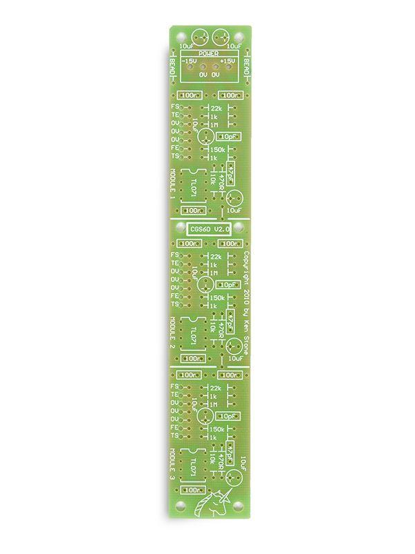 CGS60 - Stomp Box Adaptor (V2.0)
