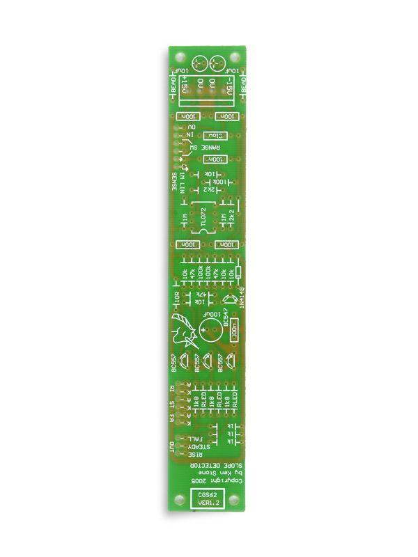 CGS62 - Slope Detector