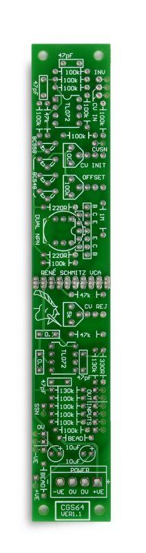 CGS64 PCB