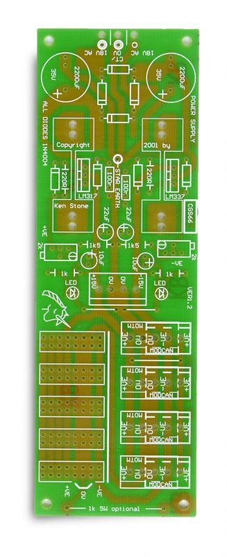 CGS66 Power Supply PCB