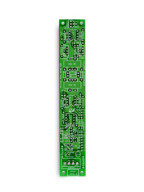 CGS Active Real Ring Modulator PCB