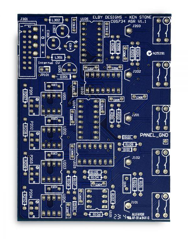 CGS734 - ASR Full Kit   Elby