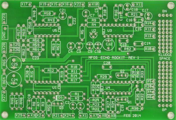 MFOS Echo Rockit PCB