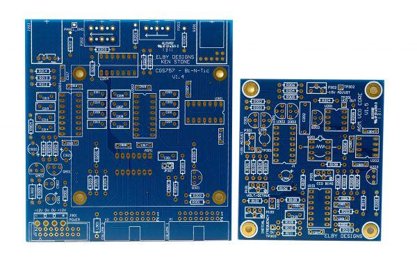 CGS757 Bi-N-Tic DIY Synth PCB