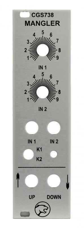 Ken Stone / Elby Designs CGS738 DIY Synth Panel