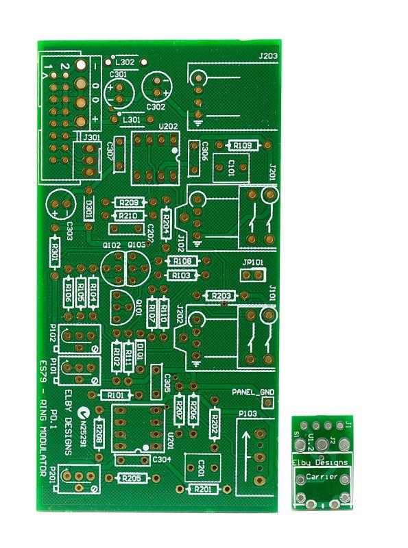 DIY Serge PCB - Ring Modulator