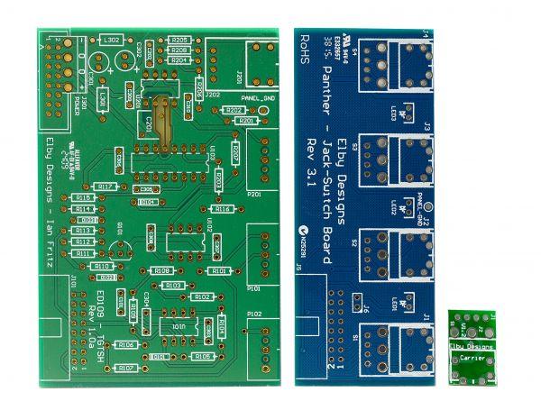 DIY TGTSH Synthesizer Kit