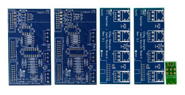 Utility LFO - Elby CGS PCBs