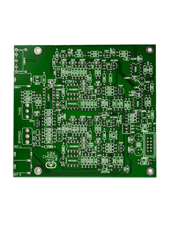 106 Chorus - PCB/Panel | Feedback Modules